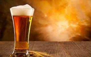 Через сколько выветривается пиво из организма