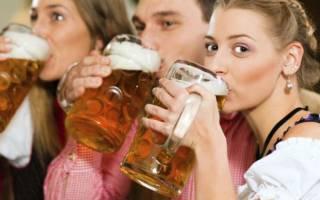 Сколько выветривается литр пива