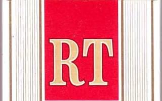 Сигареты RT