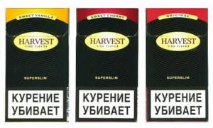 Сладкие сигареты