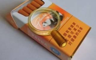 Сигареты Панда