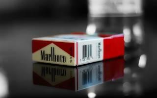 Сигареты Marlboro Gold