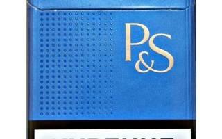Сигареты PS