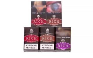 Сигареты Aroma Rich