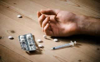 Синдром отмены наркотических веществ