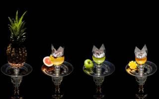 Кальян на фруктах