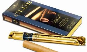 Сигареты со вкусом шоколада