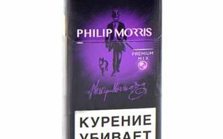 Филипп Моррис с арбузом