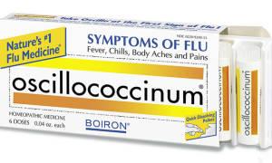Оциллококцинум и алкоголь