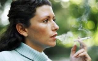 Как влияет курение на зачатие ребенка у женщин