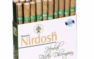 Сигареты Нирдош