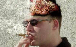 Можно ли курить при рассеянном склерозе